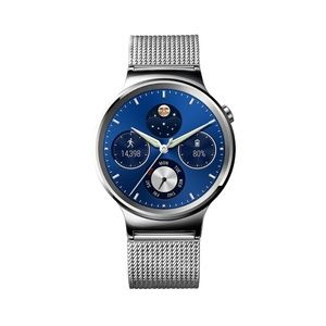 Huawei Smartwatch Stainless Steel with Mesh Band